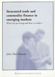 Structured Trade And Commodity Finance