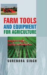 Farm Tools And Equipment Or Agriculture