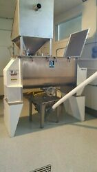 Ross Double Ribbon Blender 25 Cubic Feet SS Great Condition! Motivated to sell