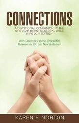Connections A Devotional Companion To The One Year Chronological Bible Niv...