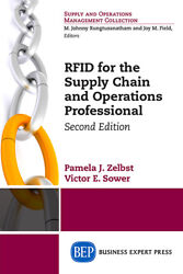 Rfid For The Supply Chain And Operations Professional Second Edition $18.40