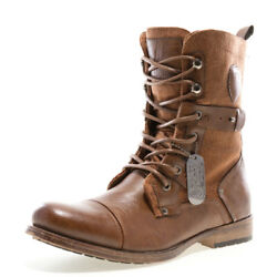 J75 by Jump Men's DEPLOY Tan Military Boot