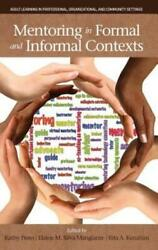 Mentoring In Formal And Informal Contexts Hc $94.95