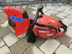 Hilti Dsh 700-x Gas Saw ,for Parts Only, Not Working, 08, Fast Ship