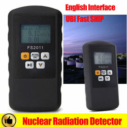 Portable Geiger Counter β Y Xray Nuclear Radiation Monitor Detector Dosimeter