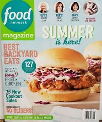 Food Network June 2018 Best Backyard Eats Cookout Sides FREE SHIPPING CB