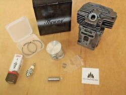 Hyway Nikasil Cylinder Piston Kit For Stihl Ms311 Ms391 49mm New Product