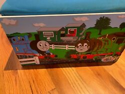 Learning Curve Thomas & Friends Wooden Railway Mr. Jolly's Chocolate Factory LOT