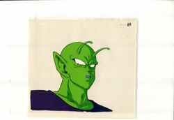 Dragon Ball Piccolo Anime Production Cel Picture Akira Toriyama From Jp M385