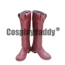Bungou Bungo Stray Dogs Leader Fyodor Dostoyevsky Anime Cosplay Shoes Boots X002