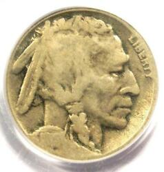 1918/7-d Buffalo Nickel 5c Coin - Certified Pcgs G6 - Rare Overdate - 875 Value