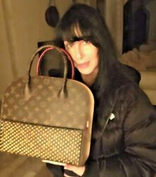 *ONE OF A KIND* ICONCLAST Louis Vuitton by Louboutin - a SIGNED gift 2 CHER! COA