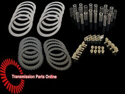 Ford / Volvo Gearbox 6dct450 Powershift Clutch Parts And Friction Steel Plate Kit