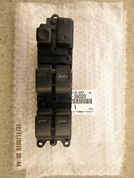 90 - 95 Toyota Hilux Surf Rhd Front Right Side Master Power Window Switch New
