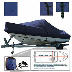 Chaparral 235ssi Cuddy Cabin I/o Trailerable Boat Storage Cover Navy