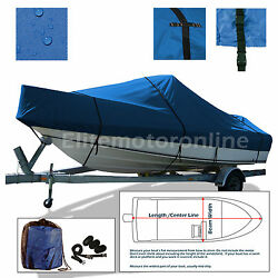 Xpress H24b Center Console Fishing Bay Trailerable Fishing Boat Storage Cover