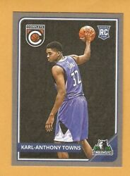 2015-16 Complete Silver Singles 166-330 Stephen Curry Karl-anthony Towns S6b3