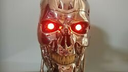 Terminator T-800 Endoskeleton Life Size Hollywood Collectorand039s Gallery