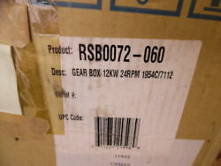 New Old Stock - Furuno Rsb0072-060 12kw Open Array - Gear Box Only 1954c/7112