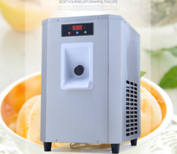 Automatic Hard Ice Cream Machine With 6l Cylinder,r22 Refrigerant,15l/h 220v S