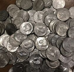 Lot Of 10 Kennedy Half Dollar Coin 1971-19791980-19891990-2018 P D Old 50andcent Ten