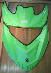 Sea Doo Spark Top Body Panel Replacement Kit GREEN 2Up 3Up Seadoo 295100618