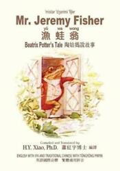 Mr Jeremy Fisher Traditional Chinese 08 Tongyong Pinyin With Ipa Paperb...