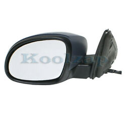 09-18 Vw Tiguan Rear View Mirror Power Heated W/puddle Lamp And Memory Driver Side