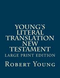 Young's Literal Translation New Testament