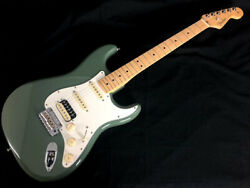 Fender American Professional Stratocaster Hss Antique Olive Used