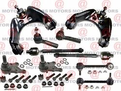 Control Arms Ball Joints Sway Bars Inner Outer Tie Rods Torsion Bar Suspension