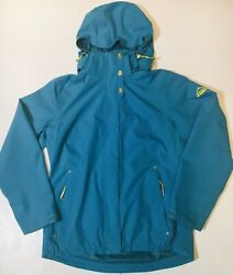 Mckinley Womans Small Aquamax Shell Jacket