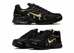 Sale! NEW NIB Men's Nike Air Max Torch 4 IV Shoes Invigor Reax Black Gold $79.99