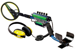 Minelab Excalibur Ii Waterproof Metal Detector With 10 Coil For Beach And Diving