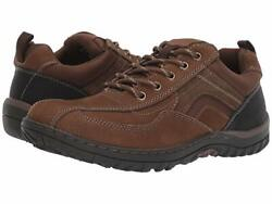 Nunn Bush Menand039s Quest Bicycle Toe Casual Lace Up Oxford - Tan Multi