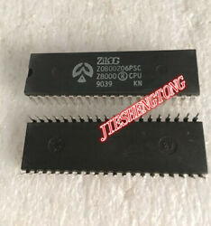 Z0800206psc Z8000 Cpu Antique Cpu Collection History Witness Chip(1pcs)