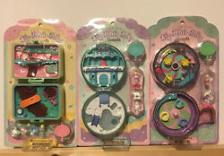 """New My Little Fairy """"chocolate"""" """"icecream"""" And """"sweets"""" Polly Pocket Interest - Uk"""