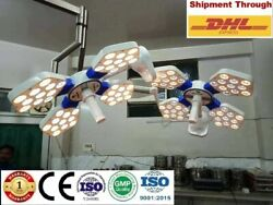 Led Examination Lights Ossio Double Dome Series Ot Room Dual Light Sophisticated