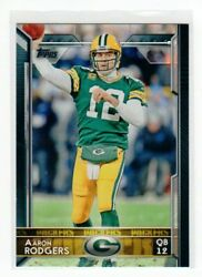 2015 Topps Football Complete Your Set You Pick/choose Singles 1-250 Free Ship