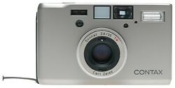 Zeiss Contax T3 Compact 35mm Film Camera Sonnar 2.8/35 Lens