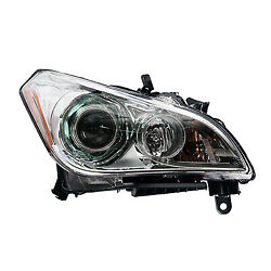 Replacement Headlight Assembly For Infiniti Passenger Side In2503151oe