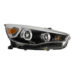 Replacement Headlight Assembly For 14-16 Cadenza Passenger Side Ki2503173oe