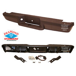 Replacement Step Bumper Assembly For 1993-2004 Ford Ranger Rear Fo1103110dsc