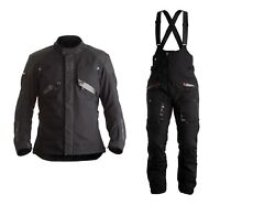 Wolf Fortitude Laminated 2020 Textile Ce Motorcycle Wp Jacket And Trousers