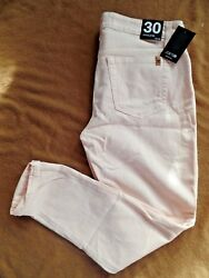New Joeand039s Skinny Ankle Jeans Size 30 And039porcelainand039