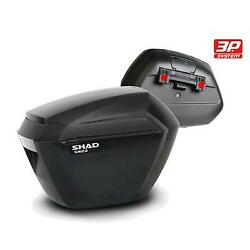Shad Luggage Lateral Trunks For Motorcycle Sh23