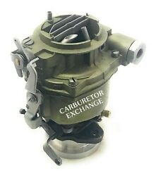 19631967 Chevy And Gmc Pickup Truck Rochester 1 Barrel Carburetor 261 Engine