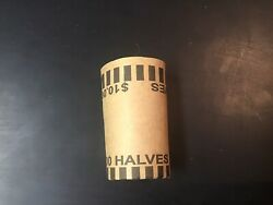 Box Of 1000 Rolls Preformed Half Dollar Coin Wrappers Tubes