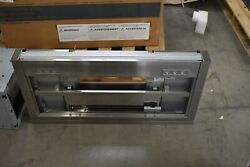 Thermador Hddb36ws 36 Stainless Wall Mt. Range Hood Nob 49409 Hrt