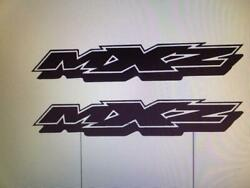 Mxz Decal Sticker Buy 1 Get 1 Free Decals Ski-doo Owner Must Have